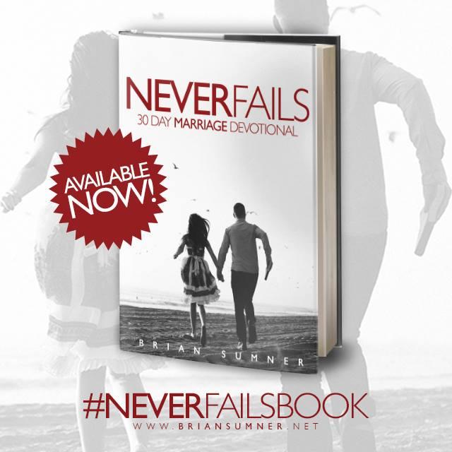 Never Fails - Available Now