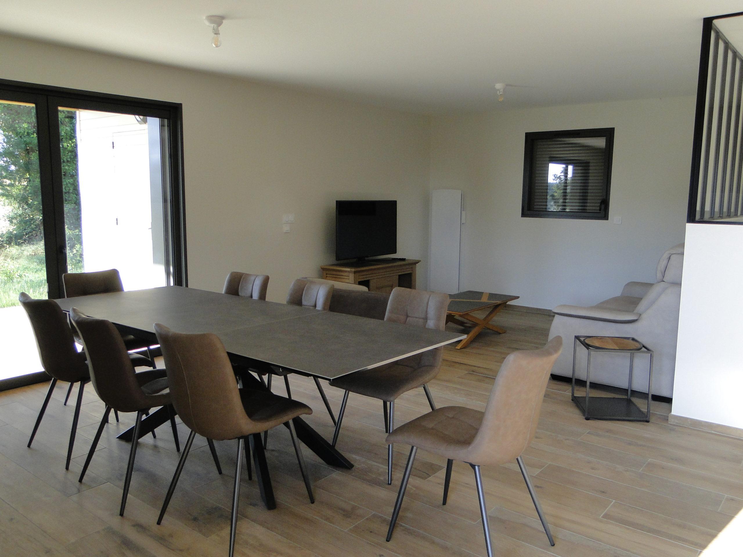 Nouveau : un gîte familial à Pouligny Saint Martin