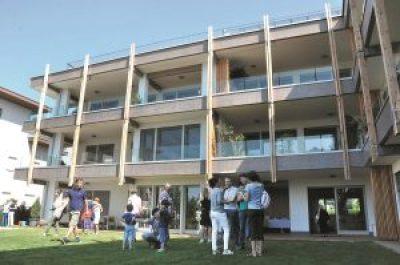 Vimercate La Corte dei Girasoli cohousing 1