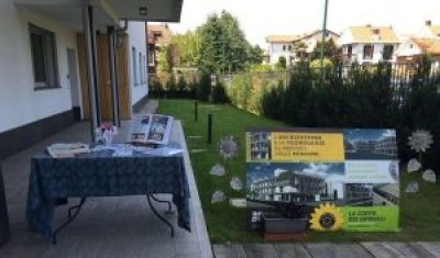 Vimercate La Corte dei Girasoli cohousing 3