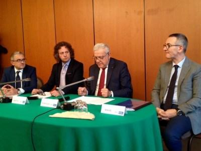 BCC fusione tavolo relatori