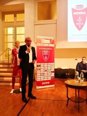 Massimo Marucci del Gruppo Aura
