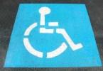 handicap parcheggio