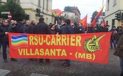 Carrier Villasanta