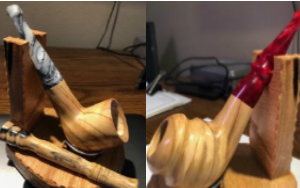 The Beauty of an Olive Wood Pipe