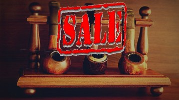Selling A Pipe Collection