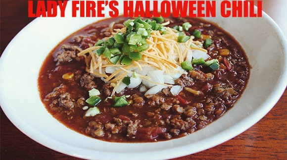 The World's Most Amazing Pumpkin Chili Recipe Perfect for Halloween