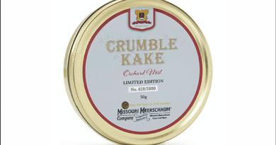Review Missouri Meerschaum Crumble Kake Orchard Mist