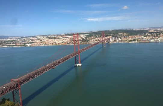 Lisbonne ou un autre continent