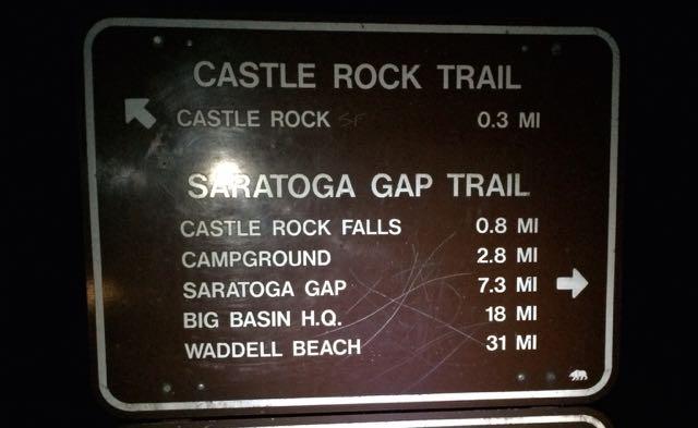 CastleRockSign