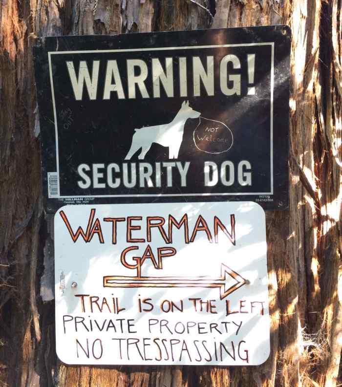 WatermanGap