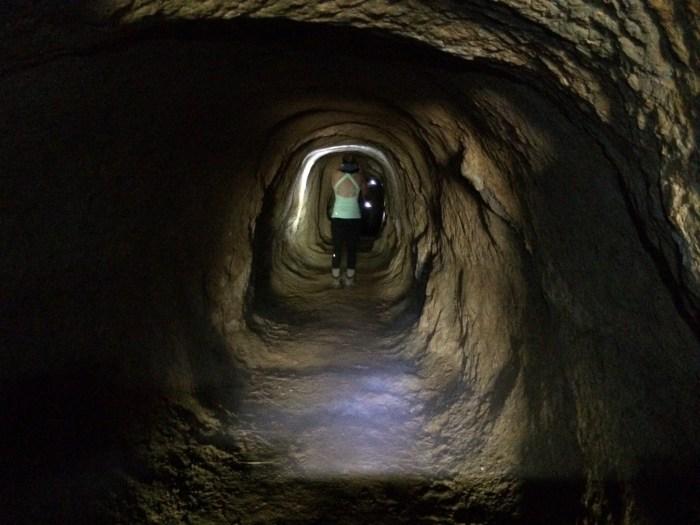 Prospect Tunnel - Black Diamond Mines