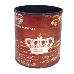 cesto-english-crown-rosso-large