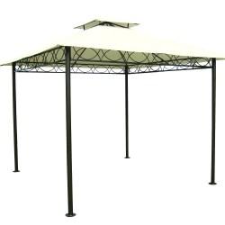 gazebo-lux-3x3-copertura-bianca-struttura-metallo