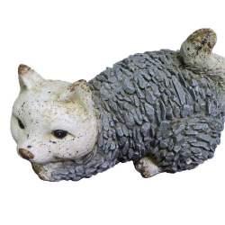 statuetta-gattino-magnesia-esterno-decorazione-giardino