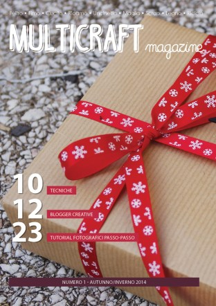 MULTICraft Magazine numero 1 - Natale 2014