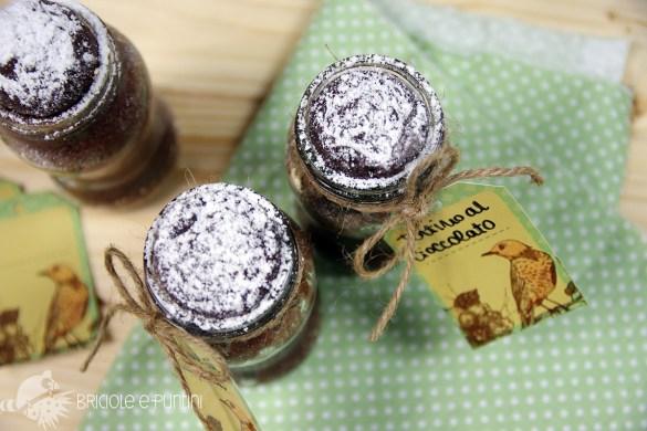 Wonder Vasetto - tortini in barattolo al microonde