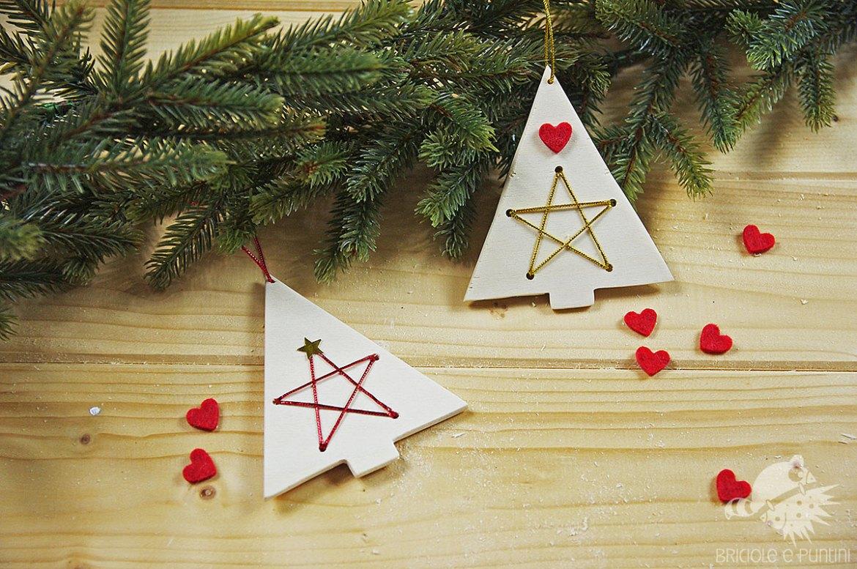 tutorial addobbi natalizi in legno Dremel
