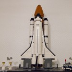 Lego Space Shuttle 10213