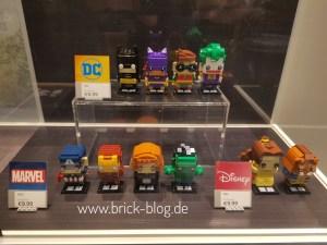 Übersicht LEGO BrickHeadz