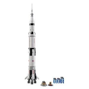 LEGO NASA Apollo Saturn V Komplett