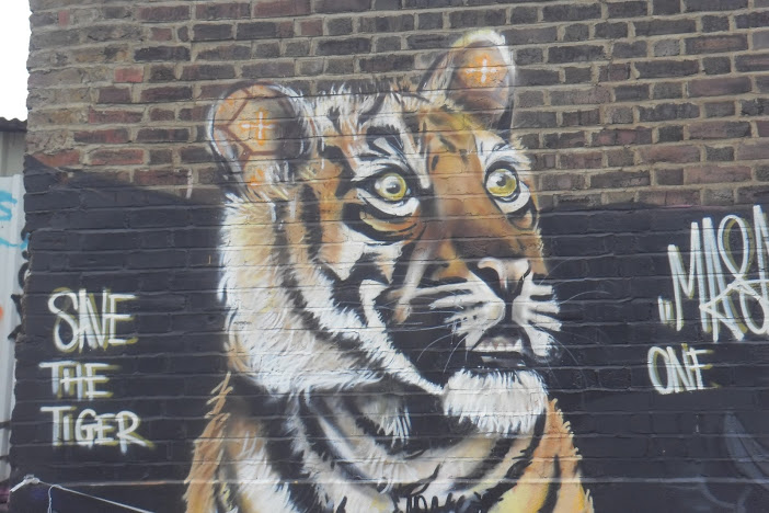 Brick Lane London and the Surrounding Area Part 2