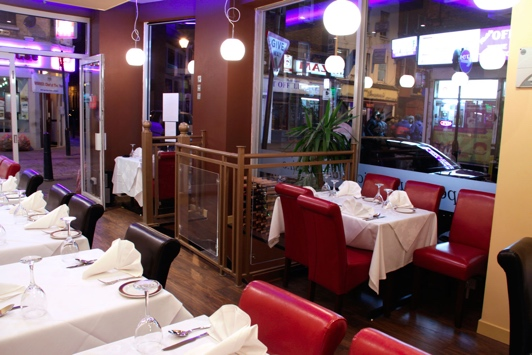 Clipper Restaurant in Brick Lane