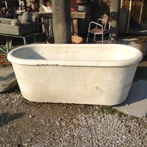 vasca da bagno in marmo