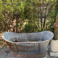 Vasca da bagno antica