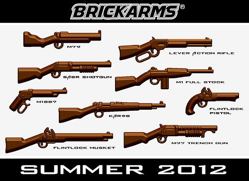 Brick Arms Summer 2012