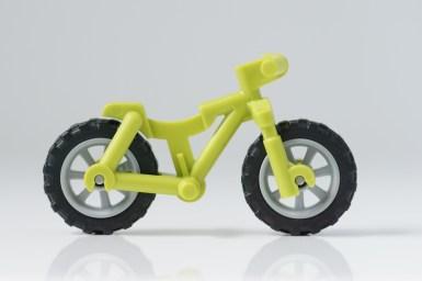 New bike design