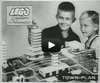 1960 Lego Commercial