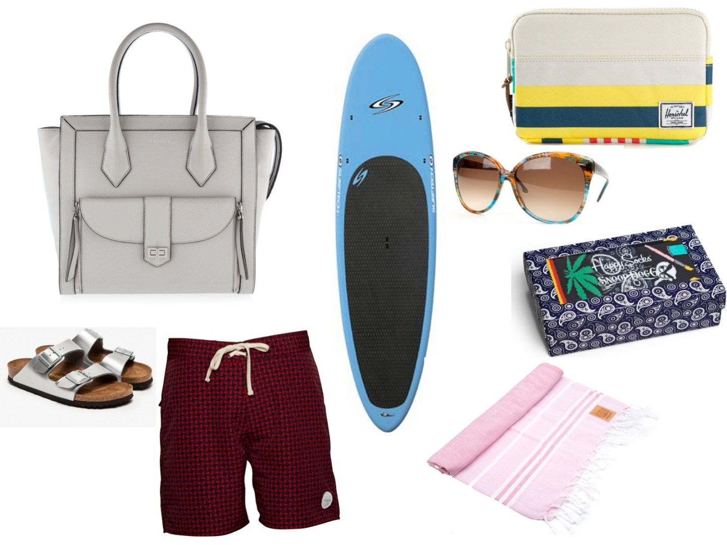 Holiday Gift Guide for Warm Weather Enthusiasts