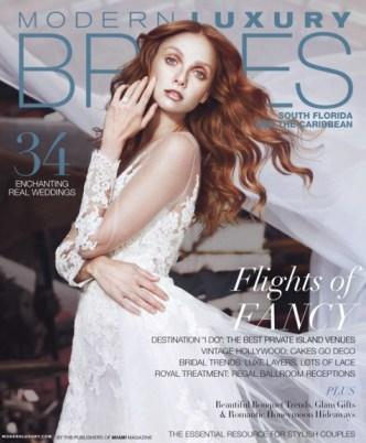Modern Luxury Brides December 2015