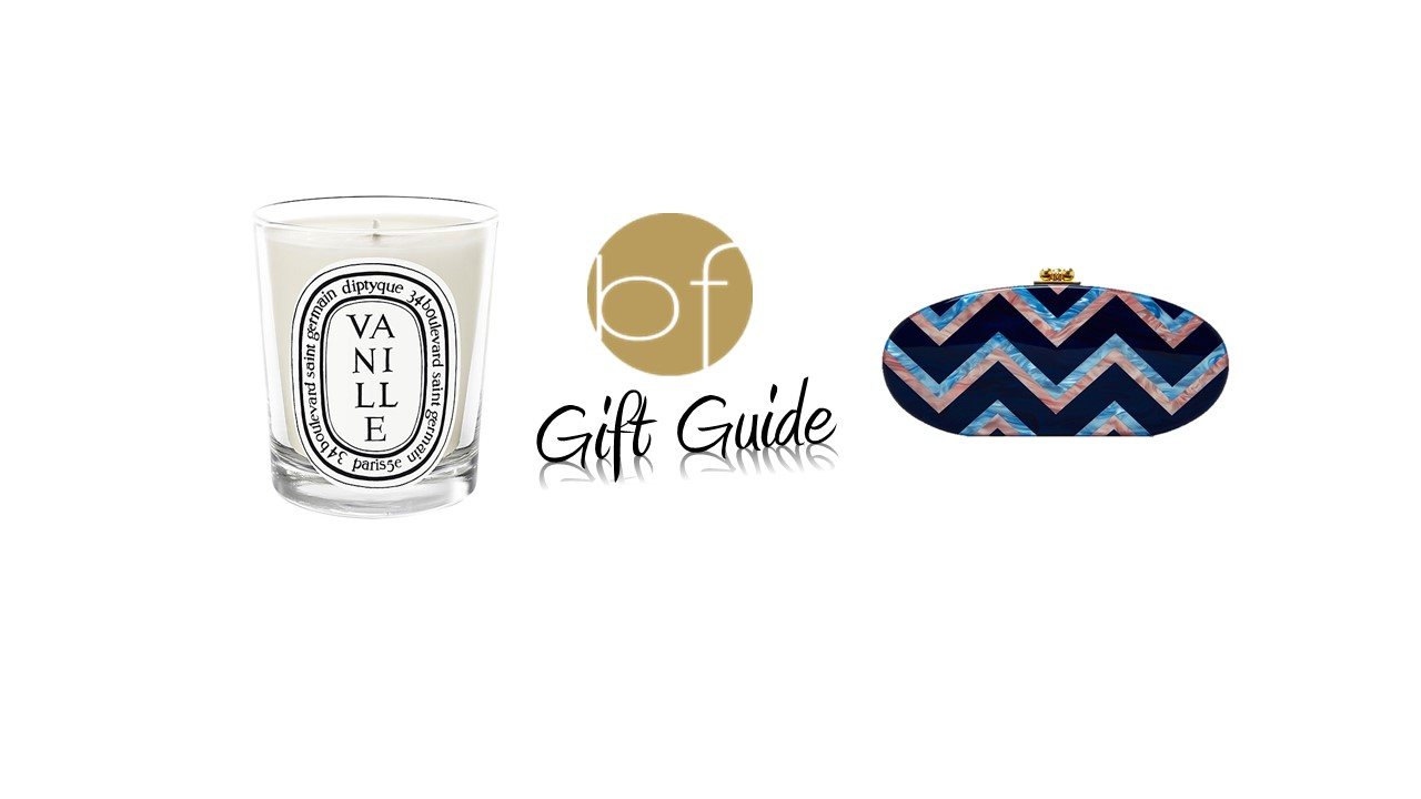 Gift Guide: Luxe New Year