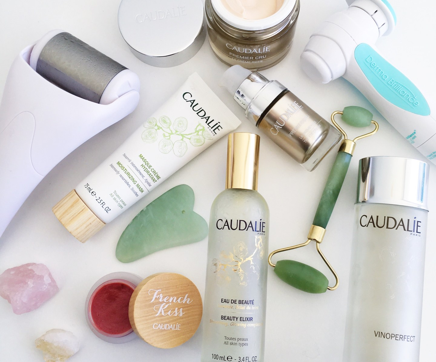 Dewy is Goody: 24 Hour Skin Recovery.