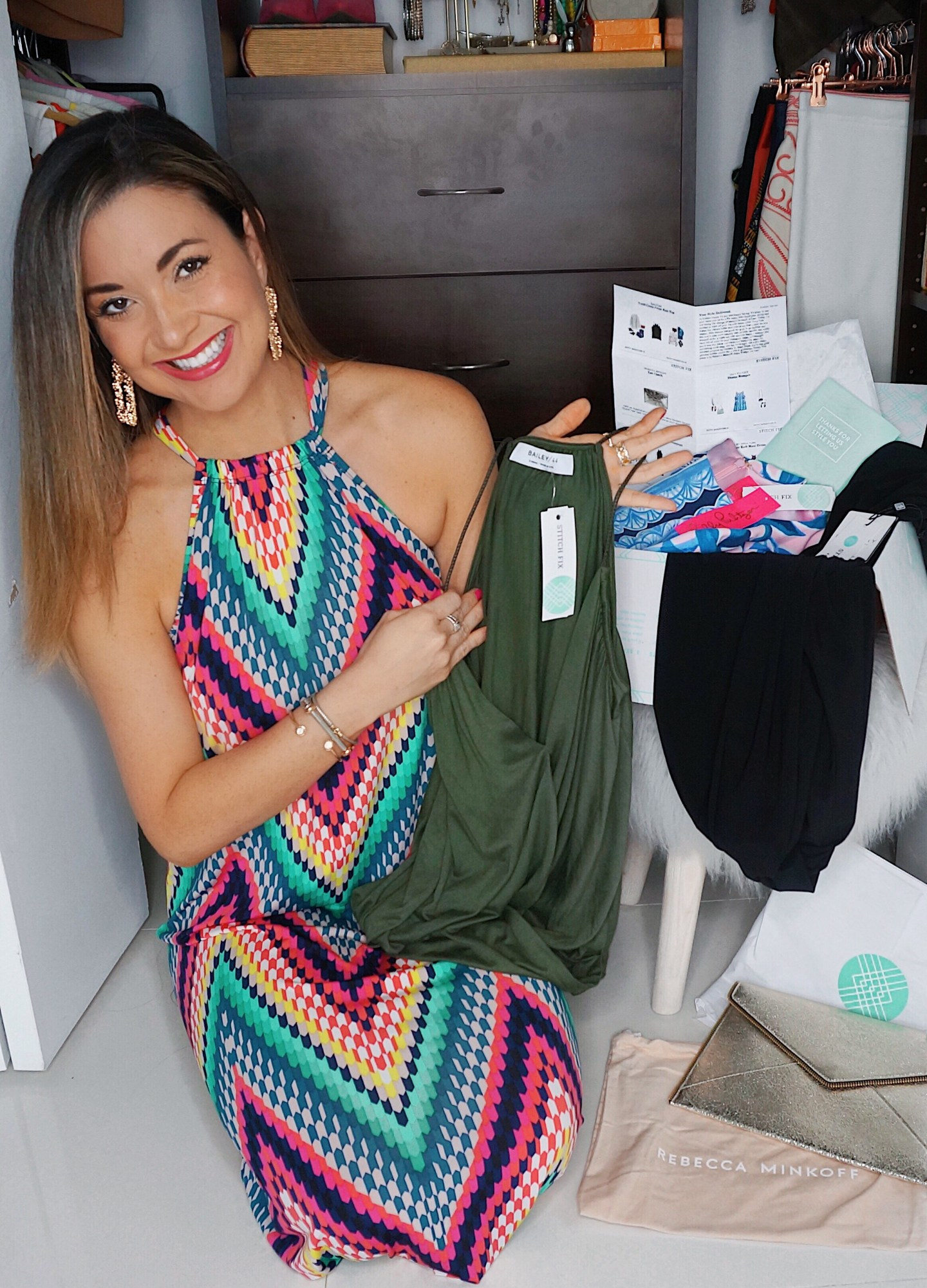 Summer Closet Update with Signature Pieces from Stitch Fix