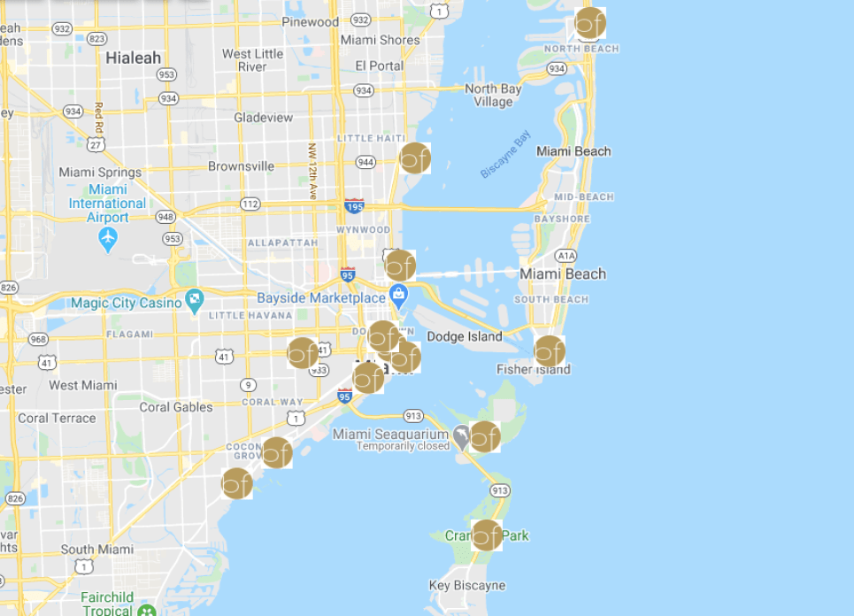 Free Interactive Map
