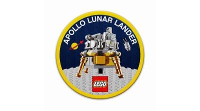 NASA Apollo 11 Lunar Lander Lego Creator Lunar Lander