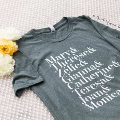 Catholic Women's T-Shirts from Pittsburgh