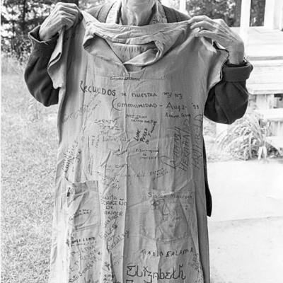 Dorothy Day And Her Prison Dress