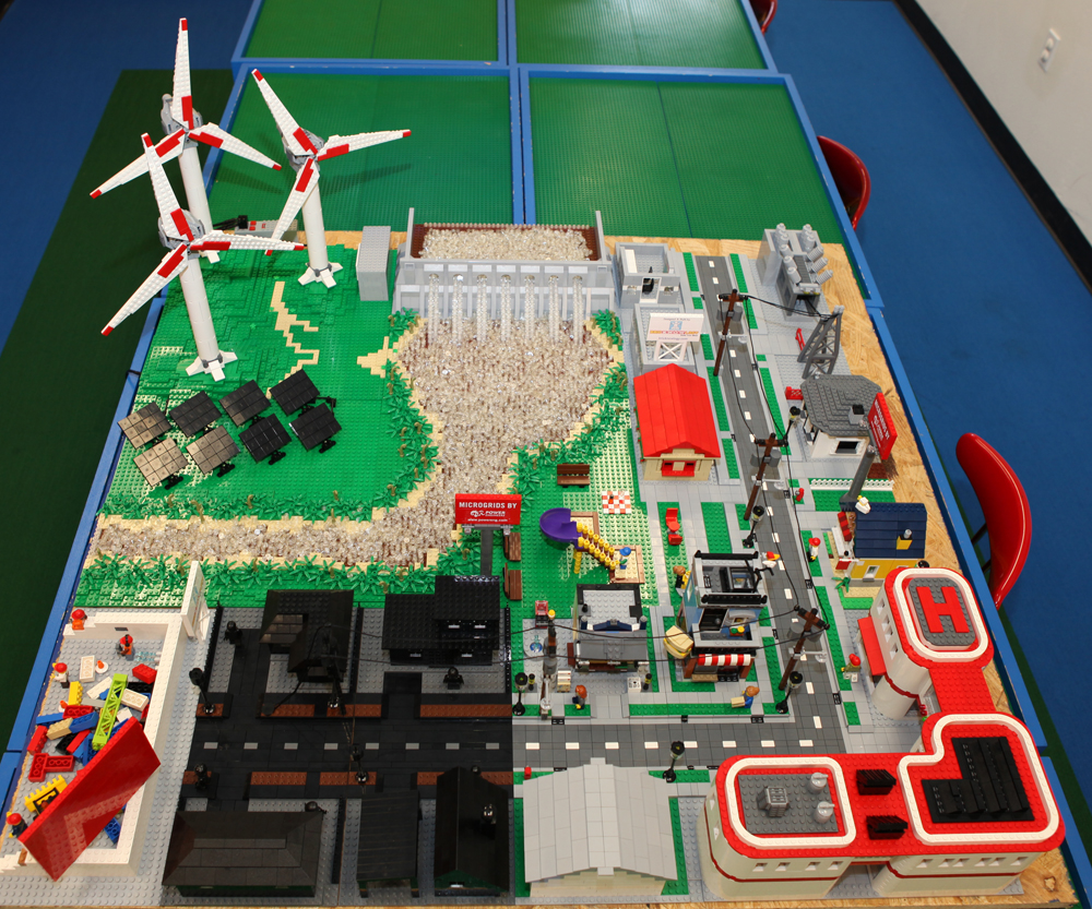 Power Engineers Micro Grid BRICKNOWLOGY Build Your Mind