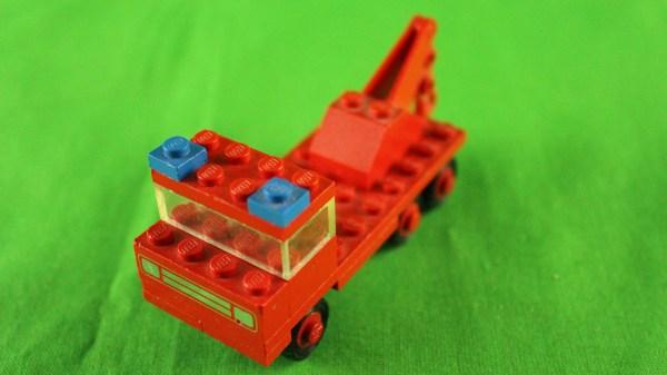 601 - Abschleppwagen