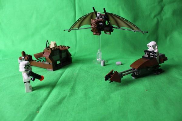 7139 - Ewok Attack