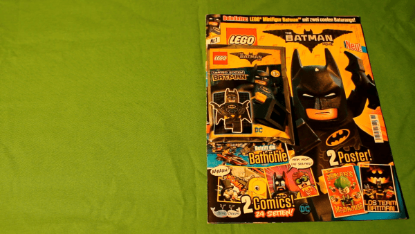 The Lego Batman Heft 1