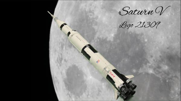 Lego 21309 - Saturn V (Ideas)