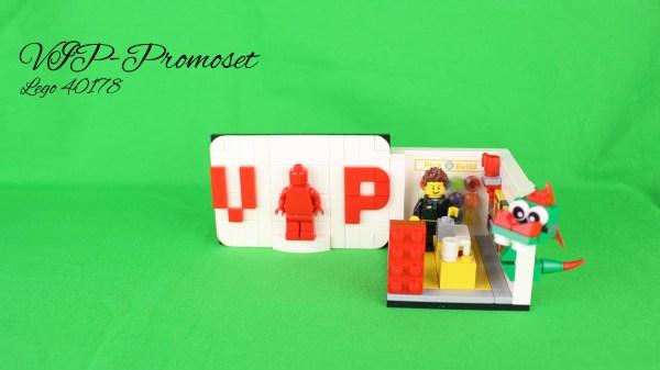 Lego 40178 - VIP-Promo-Set