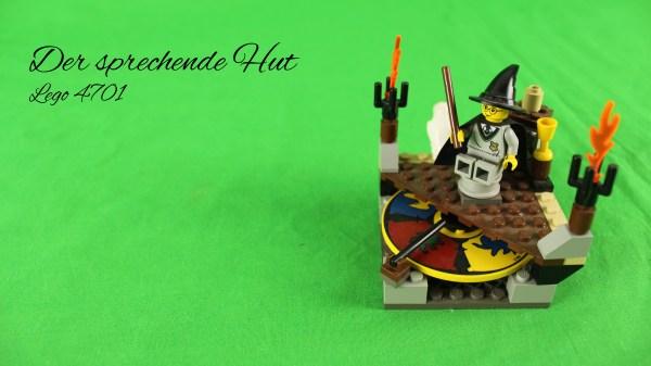 Lego 4701 - Der sprechende Hut
