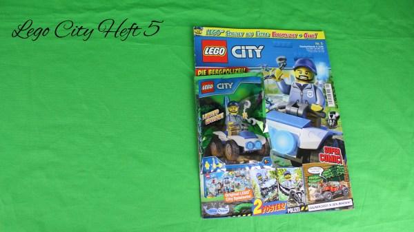 Lego City Heft 5