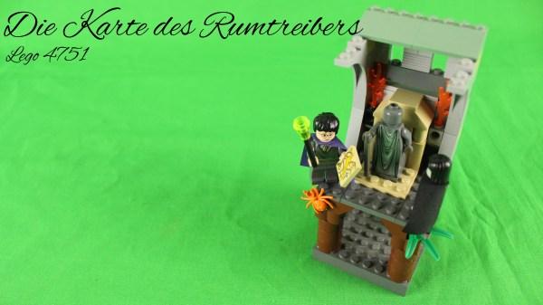 Lego 4751 - Die Karte des Rumtreibers
